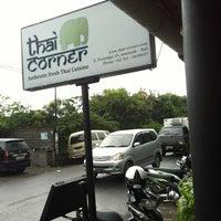 Photo taken at Thai Corner by Ольга on 1/4/2013