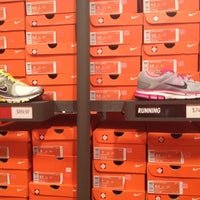 Photo taken at Nike Factory Store by Lenny on 10/4/2012