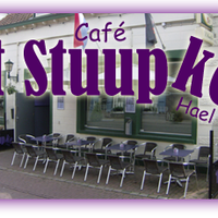 Photo taken at Cafe 't Stuupke by Martijn K. on 12/22/2012