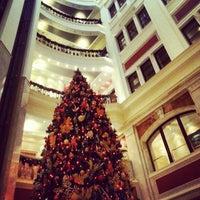 Снимок сделан в Премьер Палас Отель пользователем Ale 1/2/2013