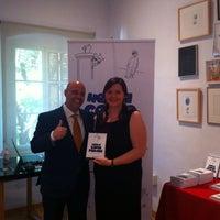 Foto tomada en Fundación Valentin de Madariaga por Rocio M. el 6/16/2017