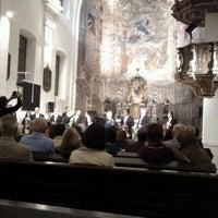 Photo taken at Franjevacki samostan by Dario P. on 10/6/2012