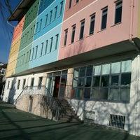 Photo taken at Boğazhisar Koleji by Emel E. on 1/18/2014