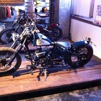 Photo taken at Liberta Motorcycles by Basch B. on 4/24/2014