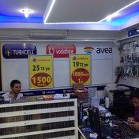 Photo taken at Merkez iletişim by halis b. on 9/27/2014
