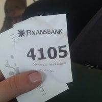 Photo taken at QNB Finansbank by Aysun İ. on 2/10/2015