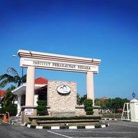 Photo taken at Institut Perakaunan Negara by Ridzuan R. on 7/11/2016