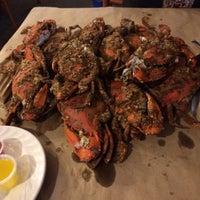 Photo taken at Lestardo's Crab House by Philip R. on 8/2/2014