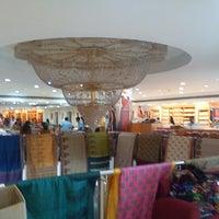 Photo taken at Kalyan Silks by Rahul M. on 10/26/2012