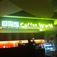 Photo taken at Coffee World Max One Hotel Bukit Jimbaran by Adi Pradana P. on 4/20/2013