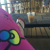 Photo taken at Berrybean Cafe by Denette on 10/28/2015