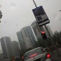 Photo taken at Traffic Light dpn KLCC by Iuejan B. on 9/5/2013