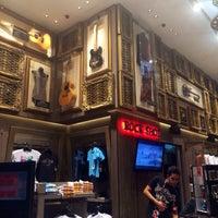 Photo taken at Hard Rock Shop by Iuejan B. on 6/27/2014