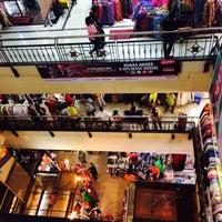 Photo taken at Pasar Baru Trade Center by Iuejan B. on 6/22/2014