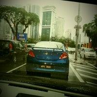 Photo taken at Traffic Light dpn KLCC by Iuejan B. on 2/8/2013