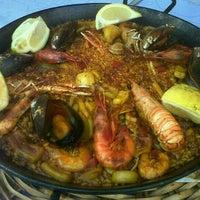 Foto tirada no(a) Restaurante Salamanca por Kike D. em 10/9/2012