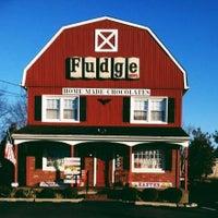 Photo taken at The Fudge Shoppe by The Fudge Shoppe on 9/16/2016