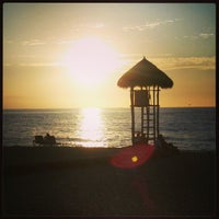 Photo taken at Puerto Vallarta by Carlos Manuel S. on 2/4/2013