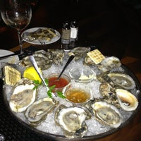 Photo taken at Eddie V's Prime Seafood by Darlene O. on 2/2/2013
