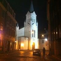 Снимок сделан в Англиканская церковь Святого Искупителя пользователем 🐾*к*а*т*я*👣 10/28/2012