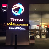 Photo taken at Total by Serhii M. on 2/6/2017