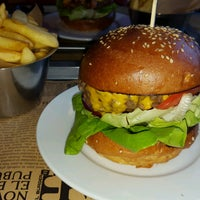 Photo taken at El Burger Pub by Dan S. on 9/8/2016