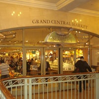 Photo taken at Grand Central Market by Agus on 11/12/2012