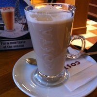 Photo taken at Costa Coffee by Lucy on 11/19/2012