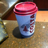 Photo taken at Costa Coffee by Lucy on 11/7/2012