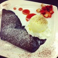 Photo taken at Pancake Café by Lamina O. on 6/8/2013