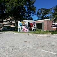 Photo taken at CCTA - Centro de Comunicação, Turismo e Artes by Roniery N. on 8/13/2013