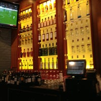 Photo taken at Salut Bar Americain by Jay on 5/17/2013