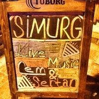 10/9/2012 tarihinde BTziyaretçi tarafından Simurg Cafe'de çekilen fotoğraf