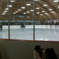 Photo taken at The Rinks Anaheim Ice by Mark M. on 10/6/2012