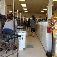 Photo taken at Sudz Laundry Center by Mark M. on 12/26/2012
