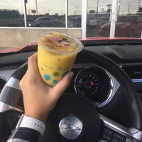 Photo taken at Boba Tea House by Michaela L. on 9/22/2016