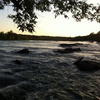 Photo taken at Rocks On The James by Ryan O. on 6/1/2014