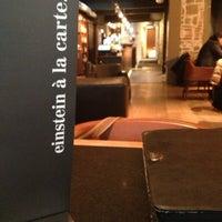 Das Foto wurde bei Café Einstein von Stéphanie am 1/17/2013 aufgenommen