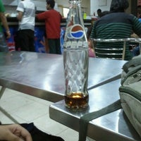 Photo taken at Thakur College Canteen by Pooja P. on 11/23/2012