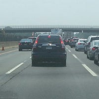 Photo taken at New Jersey Turnpike - East Brunswick by Joseph L. on 7/20/2013