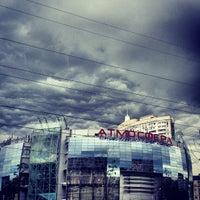 Снимок сделан в ТРК «Атмосфера» пользователем Катя 📷 М. 7/21/2013