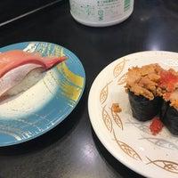 Photo taken at 廻る元祖寿司 下北沢駅前店 by Daichi on 9/23/2017