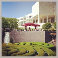 Foto tirada no(a) J Paul Getty Museum por Manoel G. em 5/19/2013
