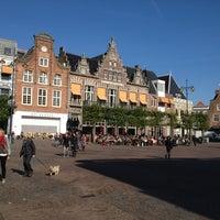 Photo taken at Grand Café Brinkmann by Anja on 10/11/2012