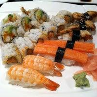 Photo taken at Sushi Para M by Jess W. on 12/3/2012