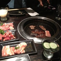Photo taken at Gyu-Kaku Japanese BBQ by Violet on 3/20/2013