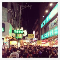 Photo taken at Fengjia Night Market by Han on 12/15/2012