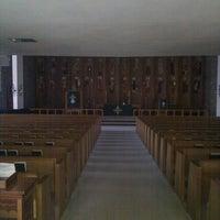 Photo taken at Evangelical Lutheran Church of Mt. Horeb by Ilya V. on 7/21/2013
