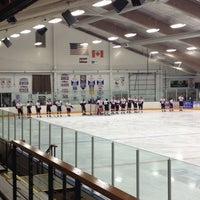 Photo taken at Howelsen Ice Arena by Euge on 2/12/2014