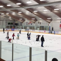 Photo taken at Howelsen Ice Arena by Euge on 1/25/2014